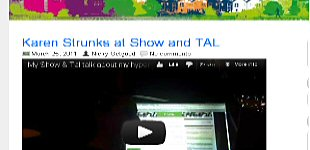 Talk About Local Show and Tal Wake Green Park