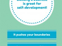 Why building a business is great for self-development