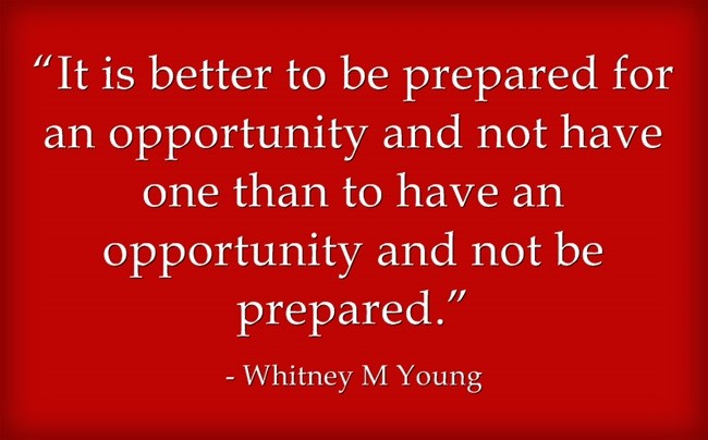 It-is-better-to-be-prepared for an opportunity and not have one