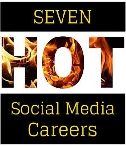 SEVEN hot social media careers logo rs