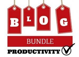 blog bundle productivity
