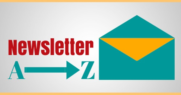 BCU Newsletter a-z workshop