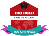Announcing the Big Bold Business Academy – Doors open until 1st May!