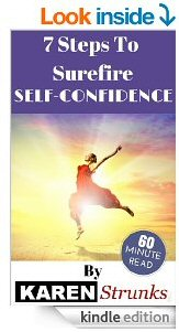 7 Steps To surefire selfconfidence kindle cover