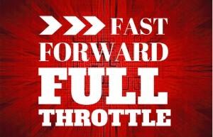 Fast Forward Full throttle Logo
