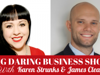 003: Talking Business Building, Writing, Building Habits & Entrepreneurship with James Clear
