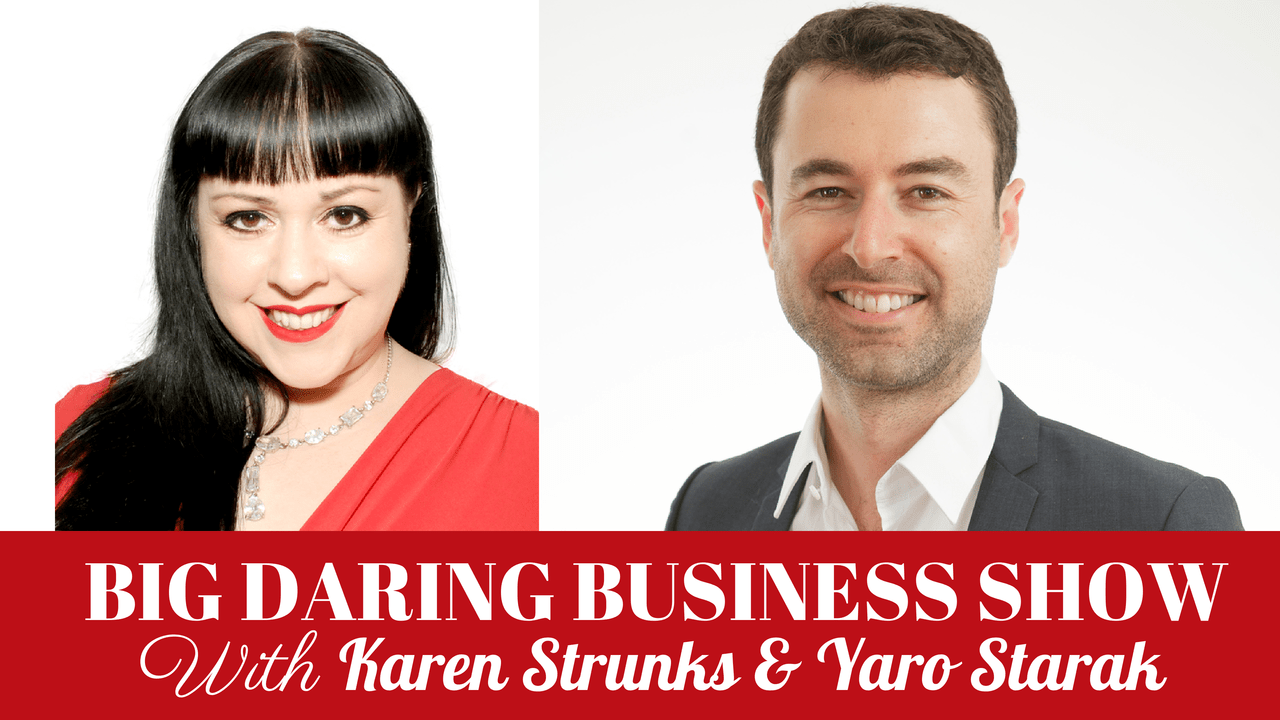 002: Talking Building A 6 Figure Business From Blogging With Yaro Starak