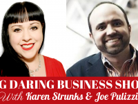 007: Talking Content Marketing & Entrepreneurship With Joe Pulizzi