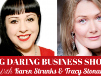 010: Talking the power of social media, online marketing and following your passion with Tracy Stonard