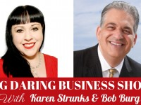 008: Talking being a Go-Giver with Bob Burg