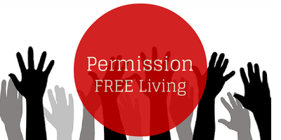 permission free living logo