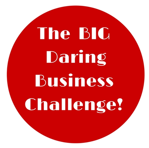 big daring business challenge