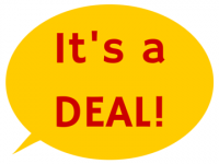 The biggest deal you will ever make