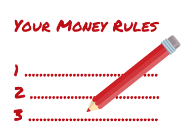 Set your money rules. And stick to them!