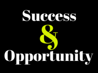 Creating opportunities & Success