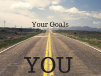 Here's what's standing between you and your goals!