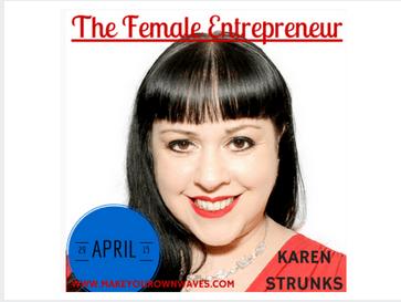 New in-depth interview: The Female Entrepreneur
