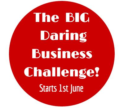 big daring business challenge