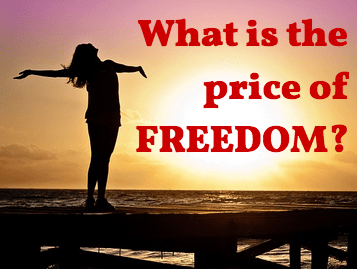 What is the price of FREEDOM?