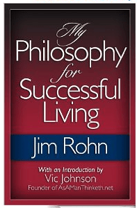 philosophy for successful living by Jim Rohn