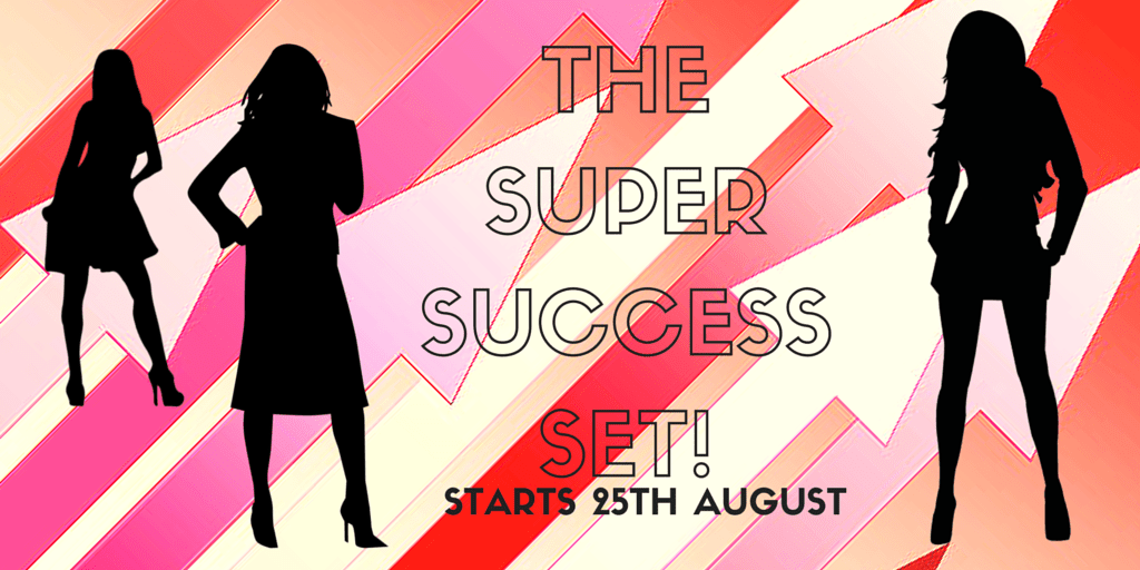 SuperSuccessSetPink
