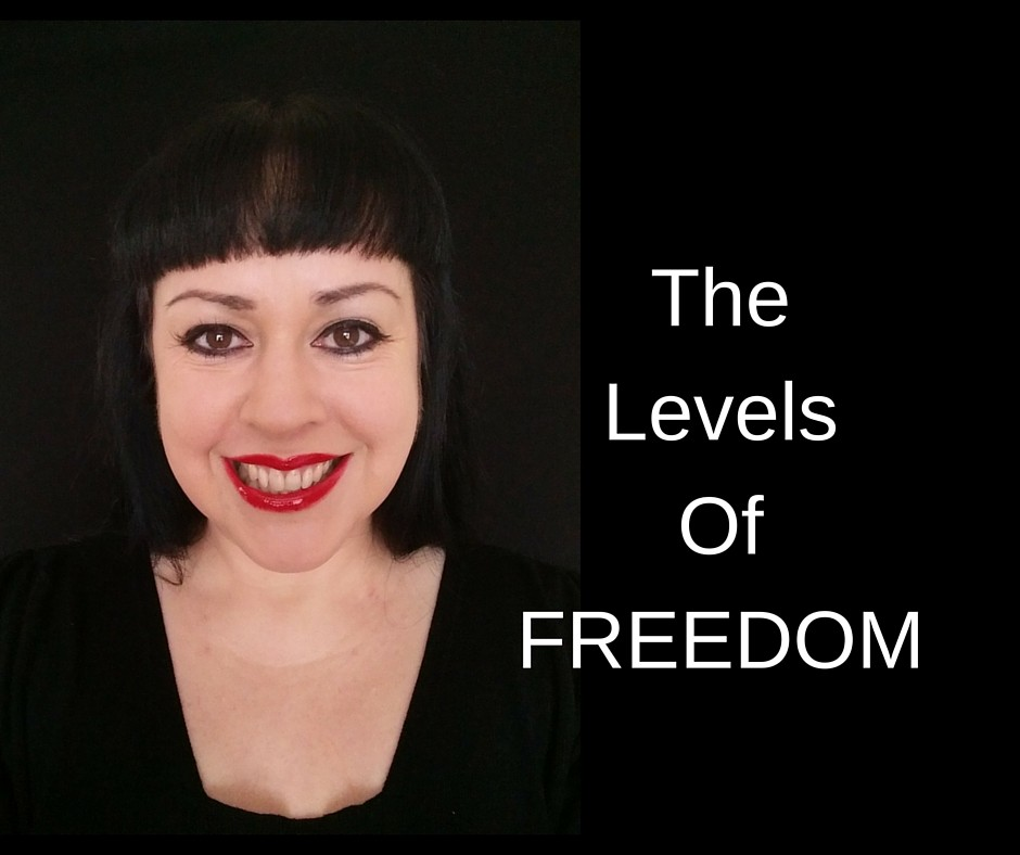 The levels of FREEDOM