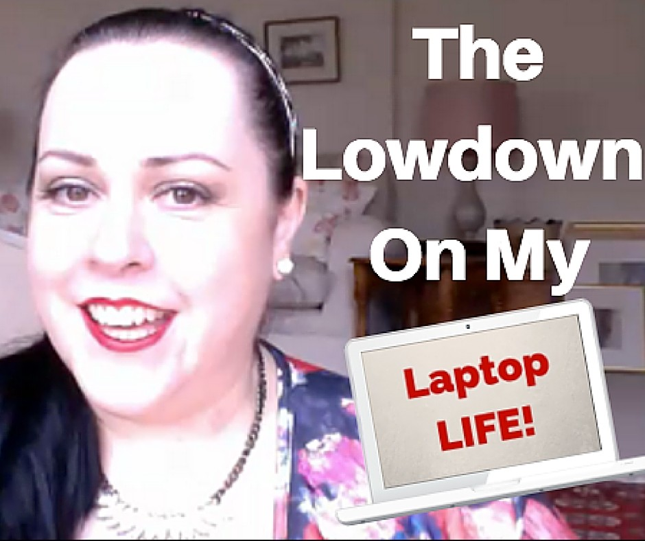 The lowdown on my latest laptop adventure
