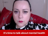 It's time to talk about mental health