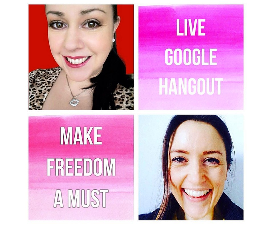 How to make freedom a MUST with Natalie Edwards