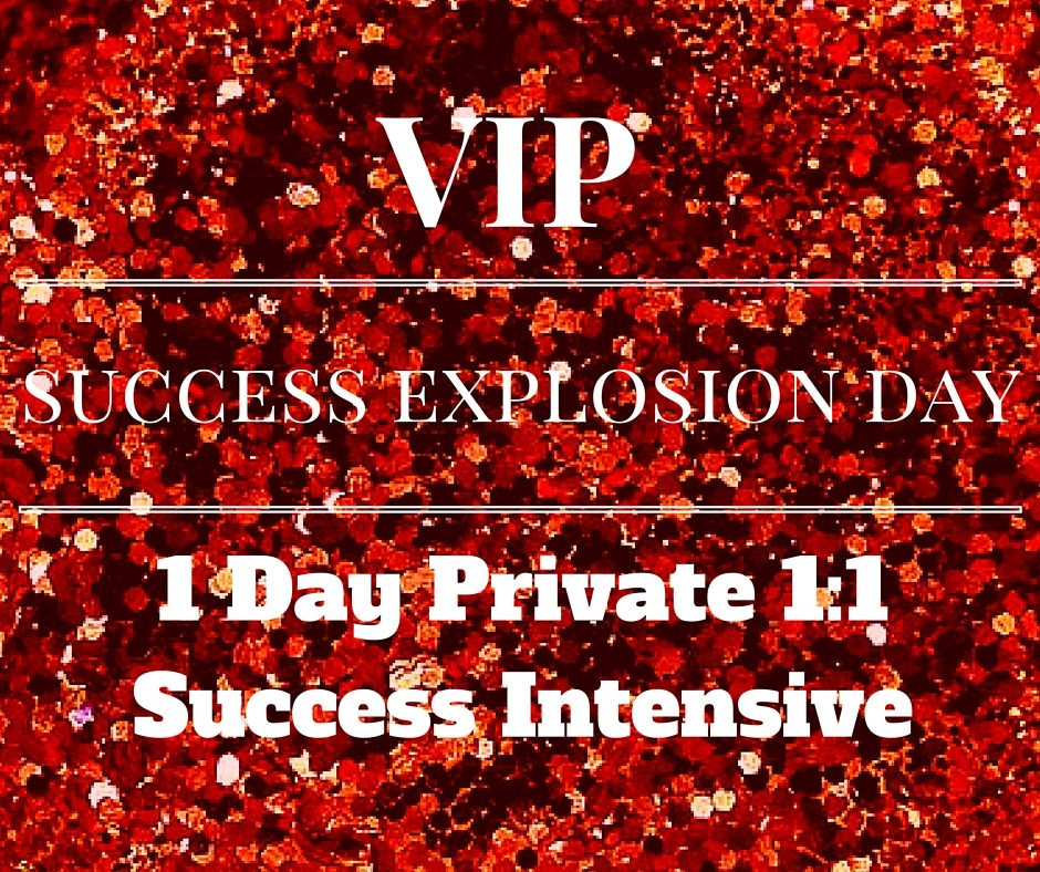 success explosion day
