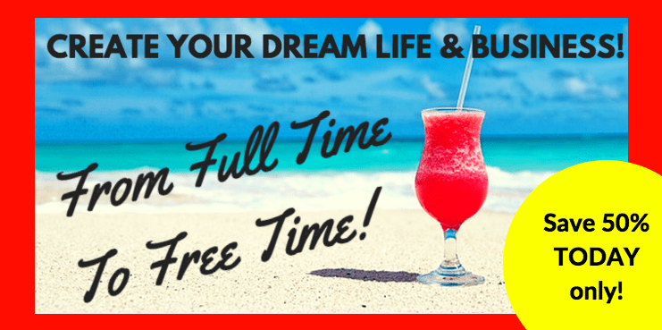 dream life flash sale