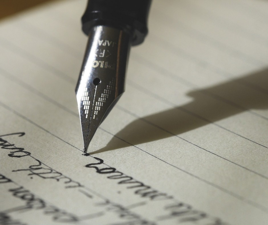 The Power Of Writing Your Reality