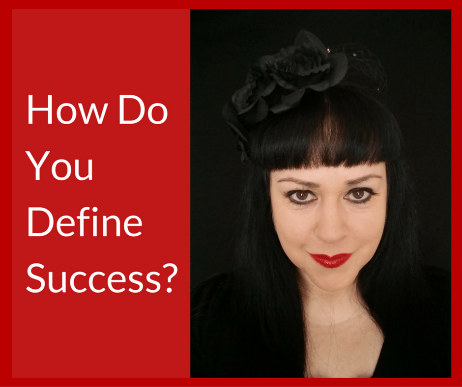 how do you define success My definition of success is getting to travel the world, all the time, having the freedom to do explore and feeling 100% financially secure i want to.