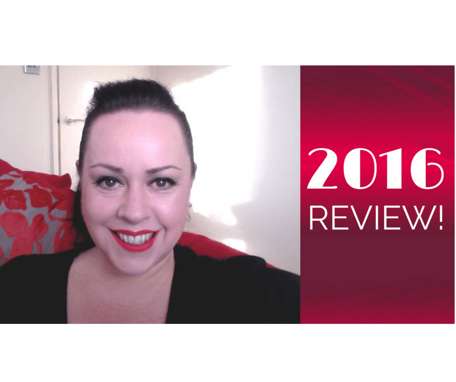 2016 Review. The good AND the bad!