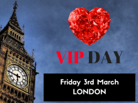 London VIP Day! 3rd March