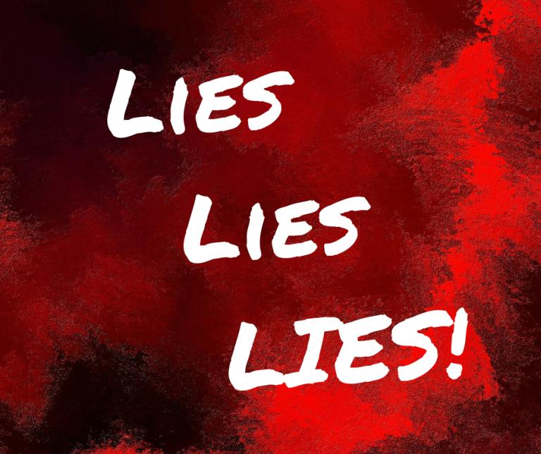 Lies! Lies! Lies!
