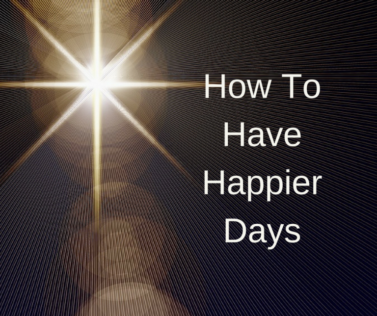 How To Have Happier Days