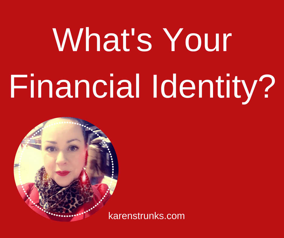 What is your financial identity?