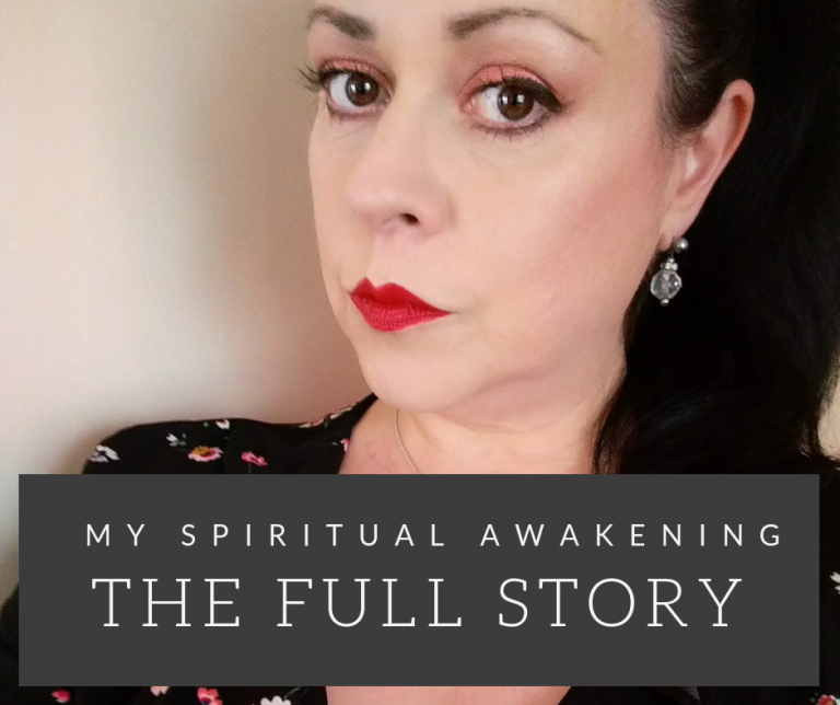 My Spiritual Awakening – The Full Story