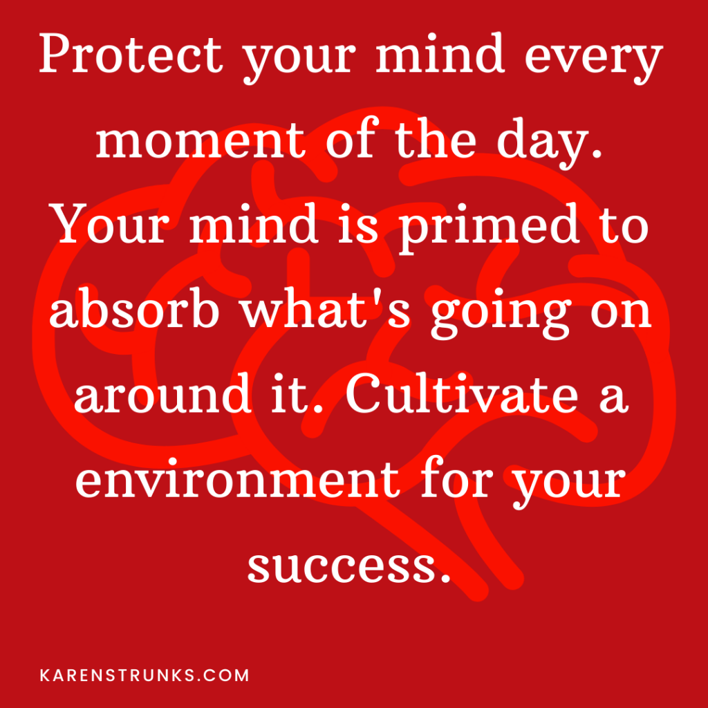 Your Mind Holds The Key To Your Success