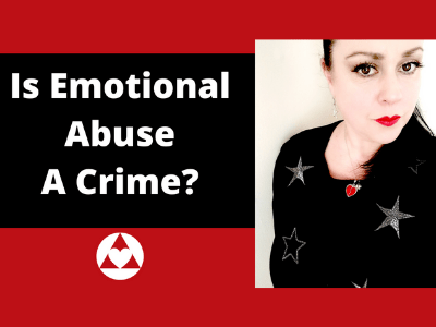 Is Emotional Abuse A Crime? Emotional Abuse Recovery Experience