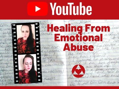 How To Journal To Heal From Emotional Abuse - Narcissistic Abuse Recovery